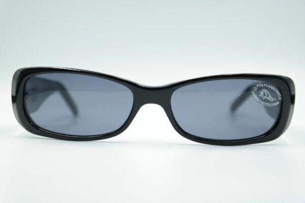 Abundante Ahk Germany Etapa 501/1 56 17 Negro Ovalada Gafas De Sol Sunglasses Nuevo Adecuado Para Hombres, Mujeres Y NiñOs