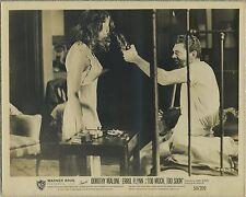 Dorothy Malone + Ed Kemmer 1958 8x10 Still Photo TOO MUCH TOO SOON 843-37