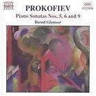 Sergey Prokofiev - Prokofiev: Piano Sonatas, Vol. 3 (2002)