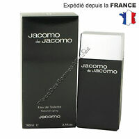 Parfum Jacomo De Jacomo Homme Eau De Toilette 100ml Neuf Sous Blister