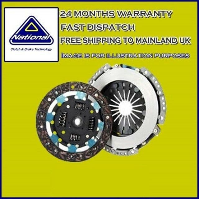 National 4 Piece Clutch Kit CK10101F Fit with BMW 3 Series