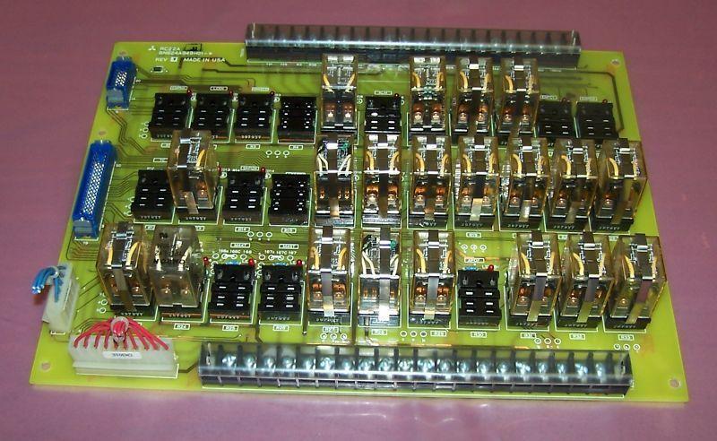 Mitsubishi Mazak Mazak Mazak Pc Board, rc22a, bn624a949h01, Usado, Garantía 16e980