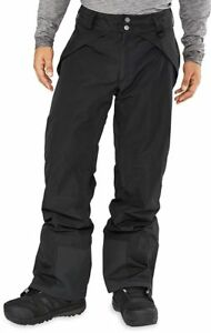 DAKINE-Men-039-s-SMYTH-PURE-2L-Gore-Tex-SNOWPANTS-Black-Size-Medium-NWT