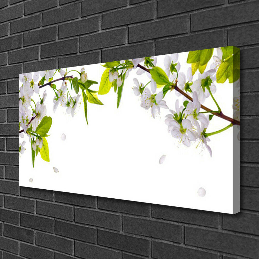 Canvas print Wall art on 100x50 Image Image Image Picture Petals Nature 1ab40f