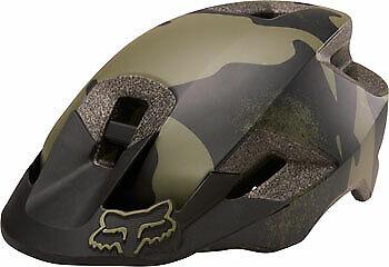 Fox Racing Ranger Helmet  Camo verde XSSM