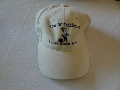 Fuller Brush Company baseball cap, adjustable.