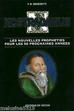 """Livre Esotérisme """" Nostradamus  Les Nouvelles Prophéties pour ( No 1484 ) Book"""