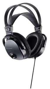 Pioneer-SE-M521-Headphone-Sealed-type-over-ear-Black-Earbuds-Powerful-Bass-Japan