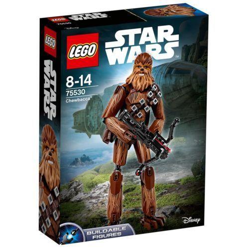 LEGO Star Wars The Last Jedi 75530  Chewbacca - Brand New