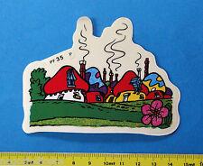 I PUFFI - adesivo-sticker anni '80 - NUOVO-NEW -A80