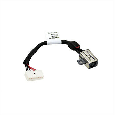 Dell XPS 15 9550 9560 P56F001 Laptop DC Power Jack Charging Port Cable Socket