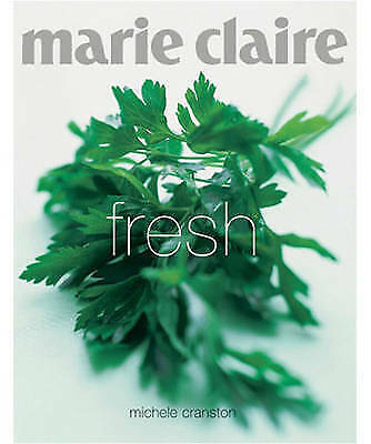 1 of 1 - Marie Claire Fresh, Cranston, Michele, Very Good Book