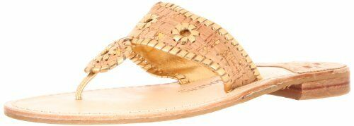 Jack Rogers donna donna donna Napa Valley Thong Sandal- Pick SZ colore. bed465