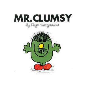 Mr-Clumsy-by-Roger-Hargreaves-1978-Paperback