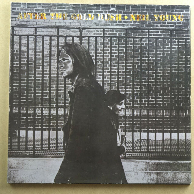 NEIL YOUNG - After the Gold Rush ***Vinyl-LP***vg/vg**