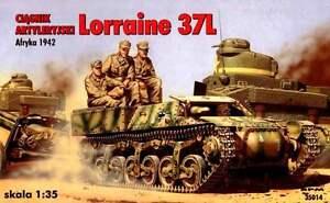 LORRAINE-37-L-SD-KFZ-135-AFRIKA-KORPS-SCHLEPPER-1-35-RPM