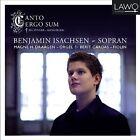 Canto Ergo Sum (CD, Jun-2011, Lawo Classics)