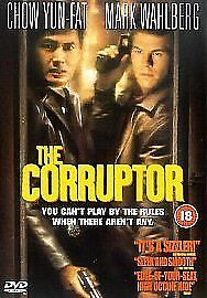 The-Corruptor-DVD-2000-Chow-Yun-Fat-Foley-DIR-cert-18-Fast-and-FREE-P-amp-P
