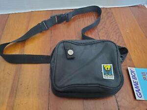 Gameboy-Carry-Bag-Strap-Instruction-booklets-Galaga-Killer-Instinct-Super-Mario