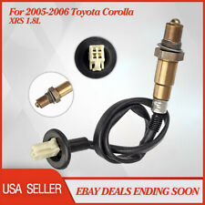 O2 Oxygen 02 Sensor Upstream & Downstream For 2005-2006 Toyota Corolla XRS 1.8L
