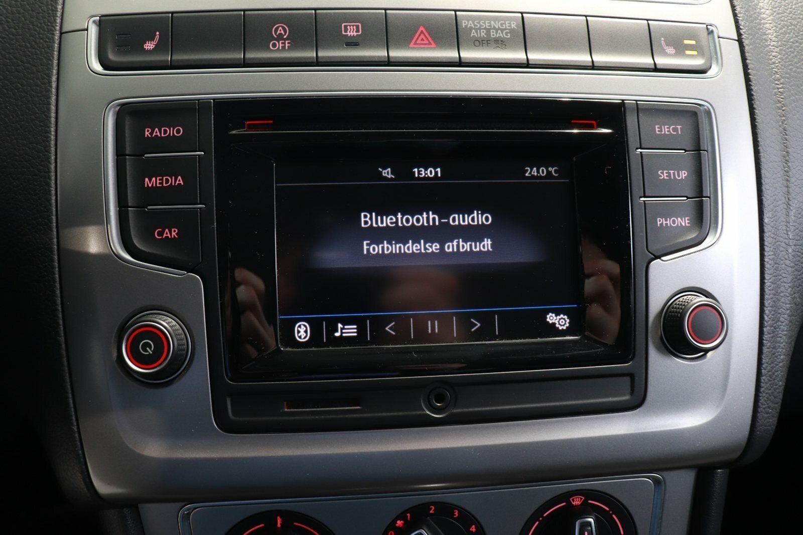 VW Polo TSi 95 BlueMotion DSG
