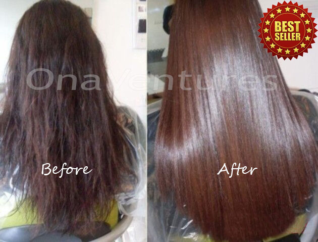 Hair Feeling Dry or Like Straw? Try Keratinelle Protein