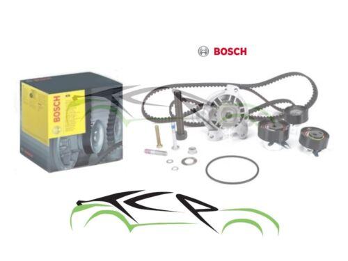 Bosch Courroie de distribution courroies /& Pompe à eau vw t4 2.5tdi industríela AYY AXL AHY AXG