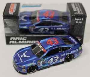 AIR FORCE  1//64 DIECAST CAR WE SHIP GLOBALLY NASCAR 2016 ARIC ALMIROLA # 43 U.S