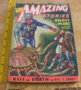 AMAZING-Stories-December-1938-pulp-magazine-Ghost-of-Mars-Festus-Pragnell-horror