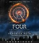 Four: A Divergent Collection by Veronica Roth (CD-Audio, 2014)