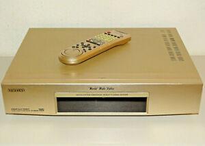 Samsung-SV-4000W-Multinorm-VHS-Recorder-PAL-NTSC-SECAM-FB-2J-Garantie