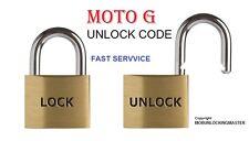 Motorola Moto G Mobile Phone Unlock Code Moto E Moto G4 Unlock Code
