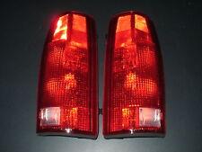 GMC SIERRA Tail Brake Lights Connector Plate All Bulbs PAIR 1988-1998