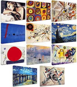 Quadri Moderni Arredamento cm.70x50 Arte Falsi d\'Autore Stampa Tela ...