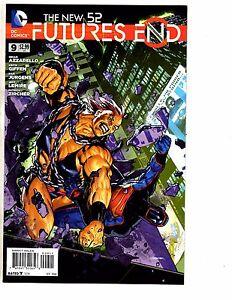 8-Future-039-s-End-DC-New-52-Comic-Books-9-10-11-12-13-14-15-16-NM-1st-Prints-RF5