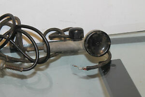 Vintage-Bakelite-Shure-Brothers-WWII-Aircraft-Microphone-T-17-B-SW-109