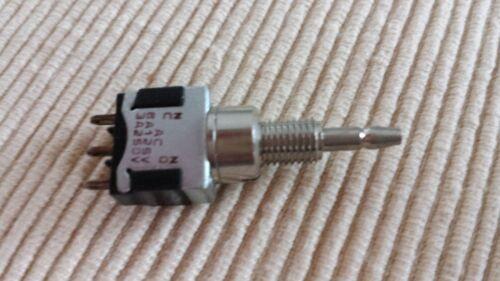 """Set muy alta calidad de interruptor de presión /""""plumilla/"""" 1xum set con 4 unidades 8115b"""