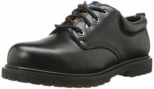 Skechers for Work Mens Cottonwood-Cropper Steel Toed Boot- Pick SZ color.