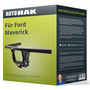 EBA Starre Anhängerkupplung für FORD Maverick 01.2004-jetzt Auto Hak NEU inkl