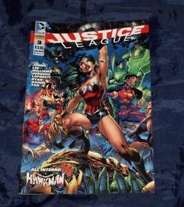 JUSTICE LEAGUE N° 3 MARVEL DC Comics Fumetto Prima edizione - Italia - JUSTICE LEAGUE N° 3 MARVEL DC Comics Fumetto Prima edizione - Italia