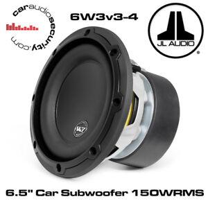 JL-Audio-JL-6W3v3-4-6-5-034-Car-Subwoofer-4-Ohm-Car-Sub-Subwoofer-150W-RMS