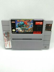 Street-Fighter-II-Super-Nintendo-SNES-Cartridge-Only-Tested-and-Works
