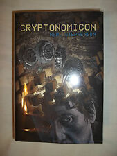***SIGNED & #'d LIMITED Ed*** Cryptonomicon by Neal Stephenson (Hardcover) NEW