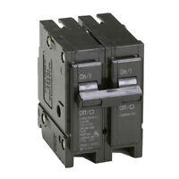 Eaton 30-amp 2-pole 120/240 Br Bryant Fuse-box Trip Circuit-breaker Load-switch