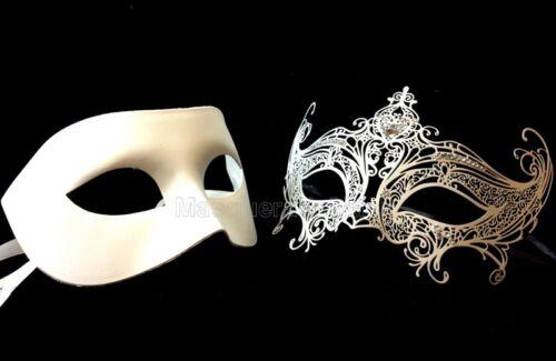 Couple Gossip Girl Masquerade Serena mask pair Bachelor Birthday surprise Party