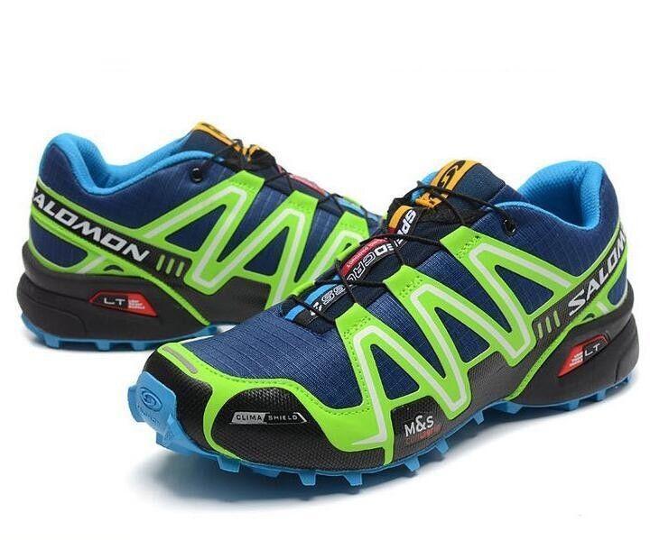 NeuGröße 39-46 Herren Schuhe Speedcross 3 Outdoorschuhe Laufschuhe Speed Sneaker