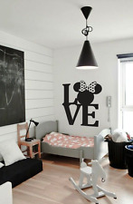 Disney Love Baby Kids Mickey Quote Wall Stickers Art Room Removable Decals DIY
