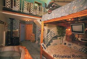 Image Is Loading Polynesian Room Brookside Inn Beulah Michigan Hotel