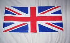 GREAT BRITAIN UNION JACK Bar Towel 100% cotton FREE POSTAGE UK