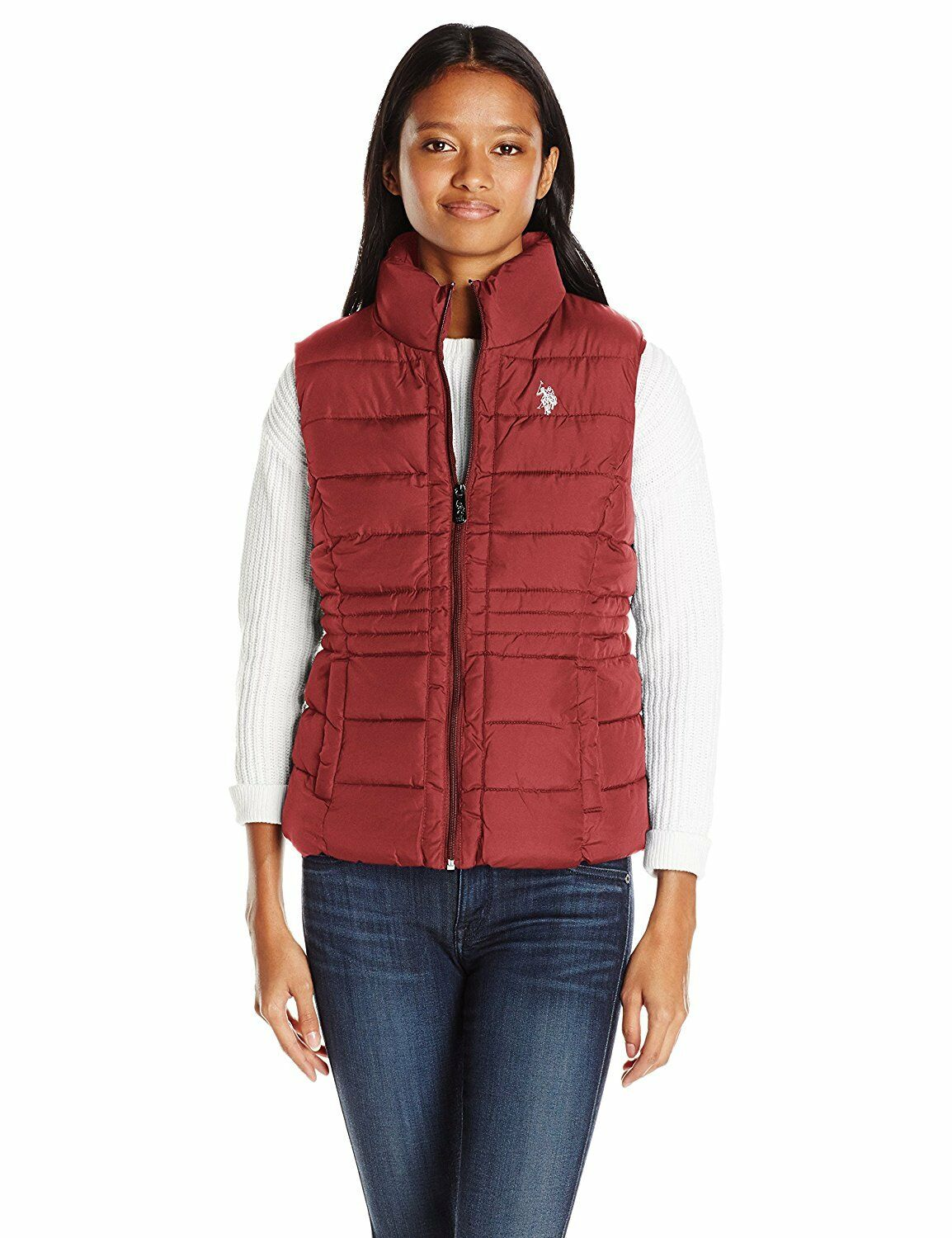 U.S. Polo Assn. Juniors Outerwear 01-5093-PF-RMRD-M damen- Choose SZ Farbe.
